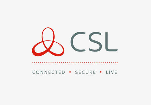 csl logo design