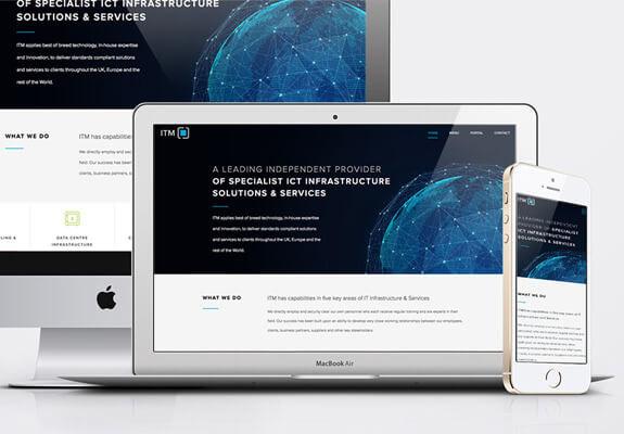 itm responsive web design