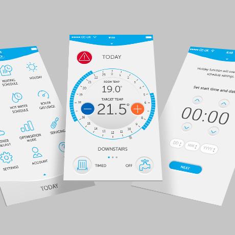 ideal app design