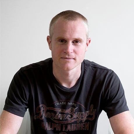 portrait of oli - web designer