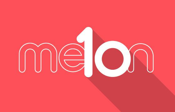 melon web design 10th birthday